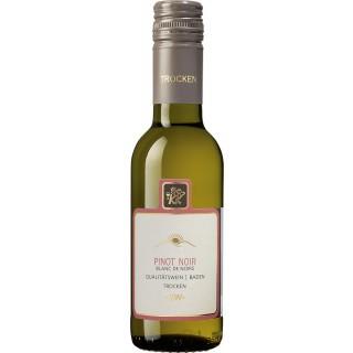 2020 Vulkanfelsen Pinot Noir Blanc de Noirs Dt.QW trocken 0,25 L - Winzergenossenschaft Königschaffhausen-Kiechlinsbergen
