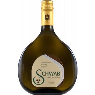 2018 Riesling Ortswein trocken - Weingut Schwab