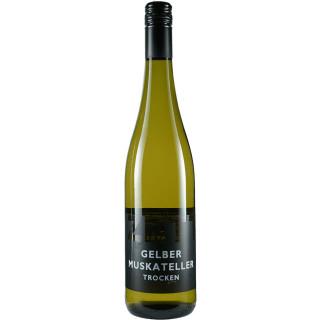 2019 Gelber Muskateller trocken - Weingut Zöbel
