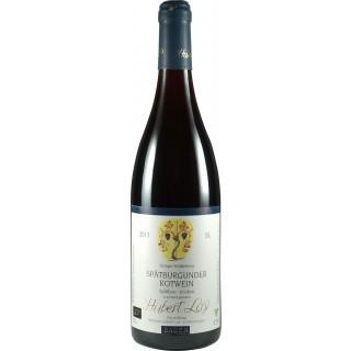 2013 Spätburgunder Rotwein SL Spätlese trocken BIO - Ökologisches Weingut Hubert Lay