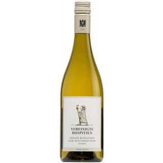 2019 Grauer Burgunder VDP.Gutswein trocken - Weingut Vereinigte Hospitien