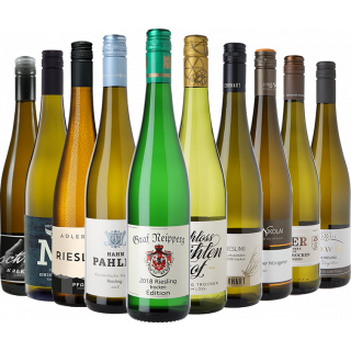 Riesling Favoriten Paket 10 Fl.