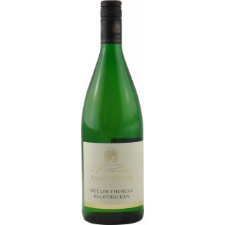 2016 Müller Thurgau halbtrocken 1L - Weingut Provis Anselmann
