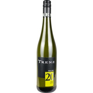 2020 Trenz Basic Riesling trocken - Weingut Trenz