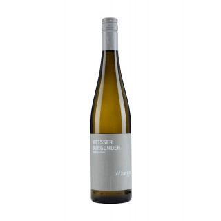 2020 Weisser Burgunder SE halbtrocken - Weingut Weber Ettenheim