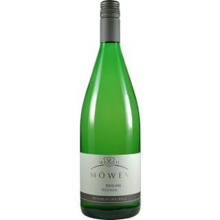 2020 Riesling trocken 1,0 L - Weingut Möwes