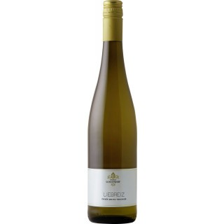 2018 Cuvée Liebreiz Cuvée Weiß trocken - Weingut Sonnenhof Vaihingen