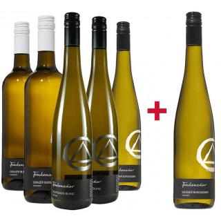 5+1 Weißwein Entdecker Paket - Weingut Finkenauer