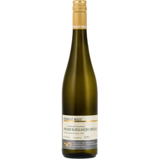 2017 Weißer Burgunder Spätlese trocken Nahe Kreuznacher Rosenberg - Weingut Mees