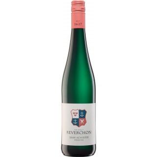 2018 Saar Schiefer Riesling fruchtig lieblich - Weingut Reverchon