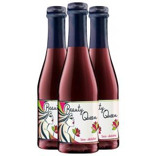 3x Beauty Queen-Secco alkoholfrei 0,2 L - Wein & Secco Köth