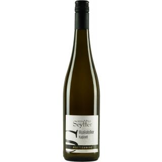 2019 Muskateller lieblich - Weingut Seyffer