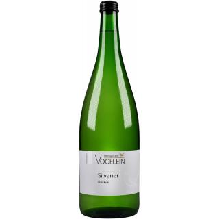 2020 Silvaner trocken 1,0 L - Weingut am Vögelein