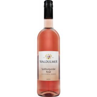 2019 Spätburgunder Rosé feinherb - Waldulmer Winzergenossenschaft