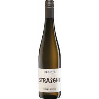 2017 Krämer Straight Chardonnay Trocken - Weingut Krämer