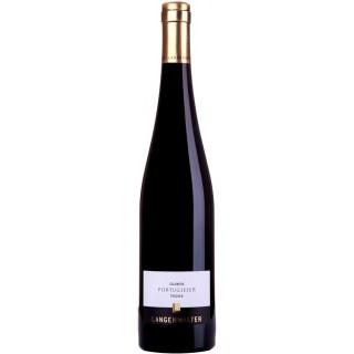 2014 Weisenheimer Goldberg Portugieser QbA trocken - Weingut Langenwalter