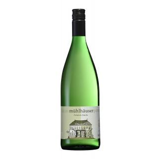 2019 Fräulein Emilie parterre feinherb 1,0 L - Weingut Mühlhäuser