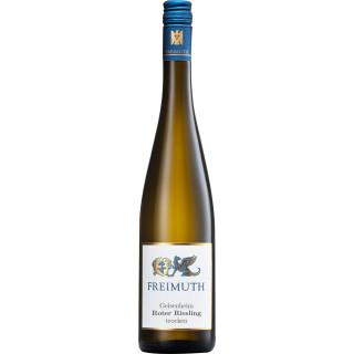 2019 Geisenheim Roter Riesling VDP.Orstwein trocken - Weingut Freimuth