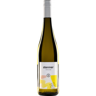 2019 Riesling restsüss süß - Weingut Stenner