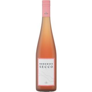 Bodensee-Secco Rosé - Weingut Markgraf von Baden - Schloss Salem