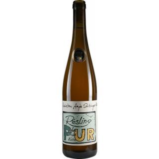 2016 Riesling PUR trocken BIO - Weinbau Stritzinger