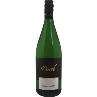 2019 Riesling trocken 1,0 L - Weingut Borth