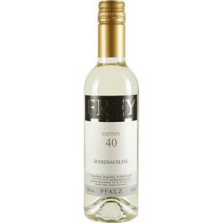 2016 EDITION 40 Beerenauslese edelsüß 375ml - Weingut Frey