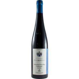 2015 Roter Berg Lemberger Großes Gewächs Barrique trocken - Weingut Graf von Bentzel-Sturmfeder