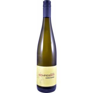 2018 Gewürztraminer Auslese lieblich - Weinbau Schreiber