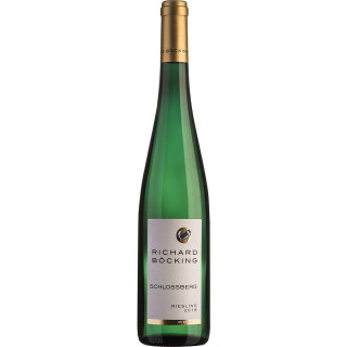 2018 Schlossberg Riesling halbtrocken - Weingut Richard Böcking