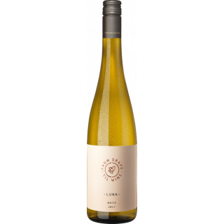 2017 Luna White - From Grape Til Wine Trocken BIO - Weingut Dreissigacker