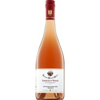 2018 Spätburgunder Rosé trocken - Domdechant Wernersches Weingut