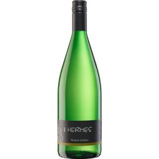 2019 Rivaner trocken 1,0 L - WeinGut Hermes