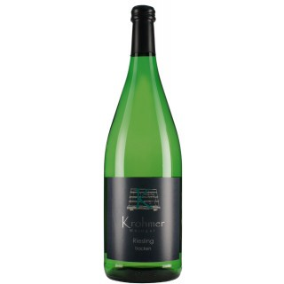 2019 Riesling trocken 1L - Weingut Krohmer