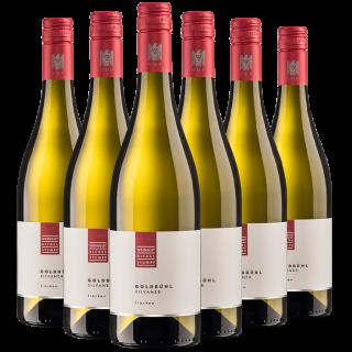 2017 Silvaner Goldbühl VDP Paket - Weingut Bickel-Stumpf