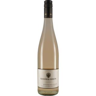 2018 Merlot blanc de noir trocken - Weingut Kassner Simon