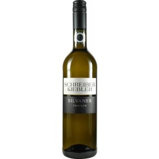 2018 Silvaner trocken - Weingut Schreiber-Kiebler