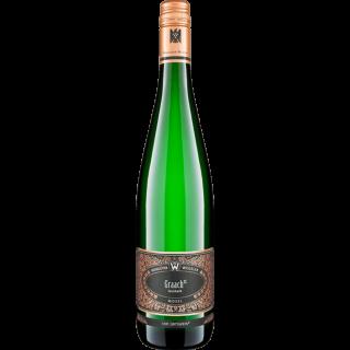 2017 Graacher Riesling Halbtrocken - Weingut Wegeler Gutshaus Bernkastel