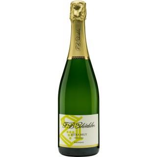 EXTRA BRUT Riesling extra brut - Wein- und Sektgut F.B. Schönleber