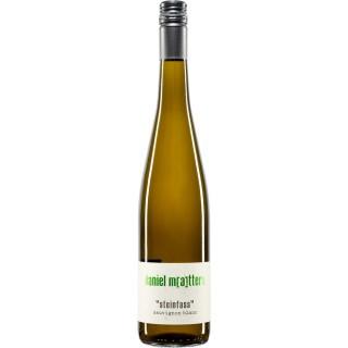 2019 Sauvignon Blanc Steinfass trocken - Weingut Daniel Mattern