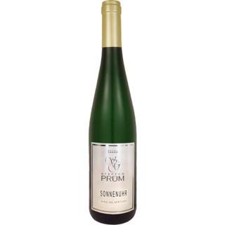 2016 Sonnenuhr Riesling Spätlese edelsüß - Weingut S.G. Steffen Prüm