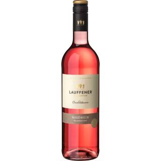 2020 Rosé halbtrocken - Lauffener Weingärtner