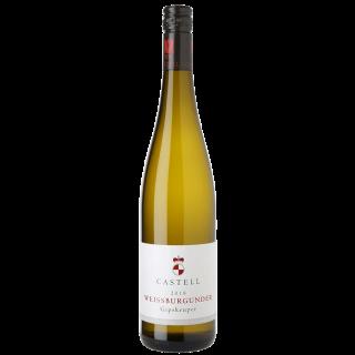 2018 Gipskeuper Weißburgunder VDP.Gutswein Trocken - Weingut Castell