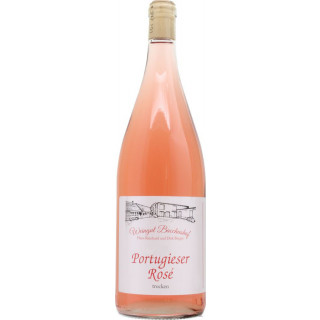 2019 Portugieser Rosé trocken 1L - Weingut Bacchushof