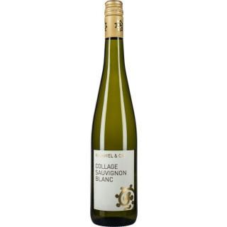 2018 Collage Sauvignon blanc trocken - Weingut Hammel
