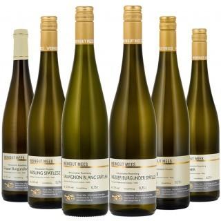 Probierpaket Weißwein trocken - Weingut Mees