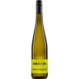 2018 Chardonnay & Weißburgunder - Weingut Daniel Mattern