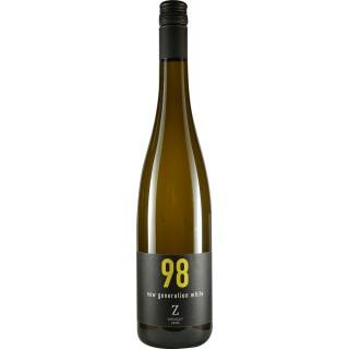 2019 Cuvée fruchtig feinherb - Weingut Zens