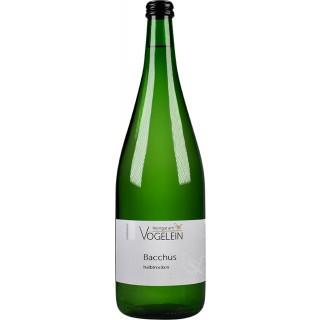 2020 Bacchus halbtrocken 1,0 L - Weingut am Vögelein