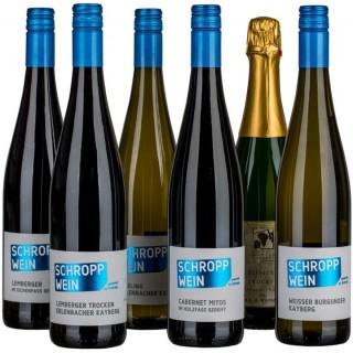 Probierpaket-trocken - Weingut Schropp
